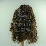 Парик шнурка фронта человеческих волос 150% (Kinsofa 241427)