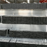 Construcción Usados ASTM A500 Gr. A Tubos de acero pre galvanizado Q195 para invernadero
