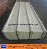 浮彫りにされたPPGIの鋼鉄台形の屋根シート