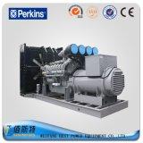 комплект генератора генератора энергии 300kw звукоизоляционный тепловозный