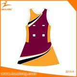 Healong sublimierte Soemnetball-Bodysuit