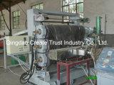 Alto calendario técnico del PVC/calendario plástico/máquina de cortar plástica (CE/ISO9001)