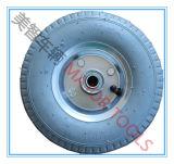 2.50-4 다이아몬드 패턴 압축 공기를 넣은 고무 바퀴