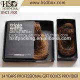 Boîte de cadeau de empaquetage de prolongation faite sur commande de cheveux de prix de gros de gros