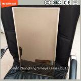gris de 4mm 5mm 6mm 8mm l'Europe, miroir décoratif argenté de Brown avec l'OIN, ccc, certificat de SGCC