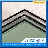 Vidrio aislante (vidrio doble acristalamiento de baja IGU e, vidrio reflexivo DGU, vidrio aislante)