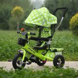 Neuer Entwurf 4 in 1 Baby-Wanderer Trike/bestes verkaufenkind-Dreirad (OKM-1109)