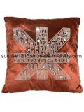 Decoratief Kussen SR-C170213-13 het Hoge Kussen van het Fluweel van Metaled van de Manier