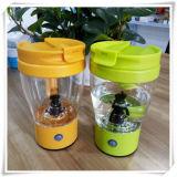 BPA liberan la botella de la coctelera de la proteína (VK15025)
