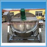 Crisol vestido de calefacción del acero inoxidable con la aprobación del Ce