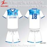 [هلونغ] نمو تصميم ملابس رياضيّة فريق ناد تصميد كرة قدم جرسيّ