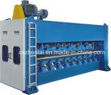 Máquina de não-tecido de agulha de agulhas listradas