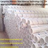 Tubo de plástico PVC / tubo de condutas de PVC / tubo de gás de PVC