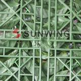 Stuoia artificiale della barriera dell'erba di plastica artificiale della barriera di alta qualità di Sunwing