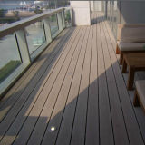 Decking de madeira composto novo, Decking de Mixcolor