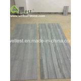Blauer hölzerner Ader-Marmor für Hotel-Bodenbelag/Wand-Umhüllung-Platte