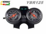 Ww-7265 het Instrument van de Motorfiets Ybr125ED-06, Snelheidsmeter