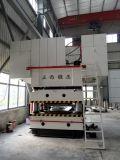Prensa hidráulica superior de vector con grabar la prensa hidráulica