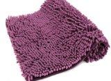 Qualitäts-Polyester-Chenille-rutschfeste Badezimmer-Fußboden-Matte
