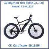 Bicicleta de montanha relativa à promoção de E com (com gaveta) o motor engrenado 350W