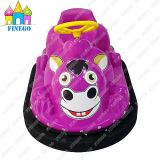 Spaß Children Inflatable Animal Donkey Bumper Cars mit Polen oder Without Pole