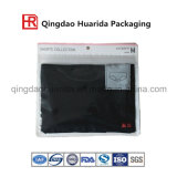 Bolso Ziplock plástico de la impresión del cliente para el empaquetado de la ropa