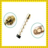 Mini Dry Herb Smoking Atomizer 7pipe Twisty Glass Blunt