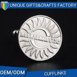 Zhongshan-kundenspezifische Firmenzeichen-Manschettenknöpfe der schönen Andenken-Metallmänner