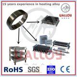 Folha 20-5 da resistência térmica do SE 0.06*80mm de Cral para o forno elétrico