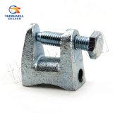 Braçadeira galvanizada do feixe superior de ferro maleável de MERGULHO quente da alta qualidade
