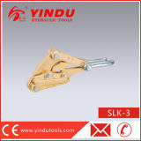 Сжатие веревочки провода кабеля алюминиевого сплава 30 Kn (SLK-3)