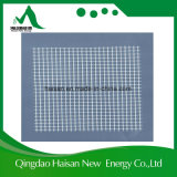 Isolierungs-spezielles materielles Gewebe-Alkali-Beständiges Fiberglas-Ineinander greifen der Wand-60g