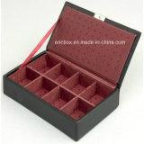 Jy-Cub27 Plástico Cartón Papel Tie clip de la joyería de la mancuerna Storgué regalo caja de embalaje