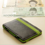 Form PU Leather Magic Wallet
