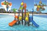 Bunter lustiger Multifunktionsstahlgefäß-Wasser-Park