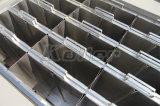 2000kg de industriële Machine van het Ijs van het Blok voor de Verwerking van het Voedsel