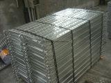 Matériaux de construction, planche en acier, planche en aluminium