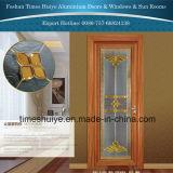 ألومنيوم داخليّ غرفة حمّام أبواب مع تصميم خاصّ