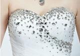 Naai op Bergkristal voor de Kleding van het Huwelijk, de Parels van het Glas voor Kleren