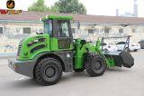 Carregador Zl20 de Enf da parte dianteira da maquinaria de construção de 2.0 toneladas para a venda