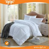 Do bordado do Duvet do Quilt do ganso Comforter de seda Dpfmic27 para baixo