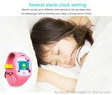 Relógio esperto desenvolvido novo de 2016 miúdos com atendimento do SOS para a situação de emergência (D13)