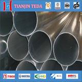 T5 T6 de Pijp van Aluminium 6061 6063 in Verschillende Grootte en Oppervlakte