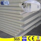 Farbe beschichtete Stahl Isolier-PU-Zwischenlage-Panel
