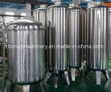 Sistema de tratamiento de aguas para el agua de subterráneo