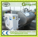 Tanque de armazenamento refrigerar de leite do aço inoxidável