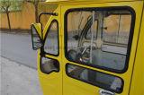 Cocina móvil, coche eléctrico flexible del alimento del triciclo, coche de restaurante, vagón restaurante