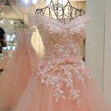 Новые платья выпускного вечера Elie Saab пинка V-Шеи Mermaid длины пола фирменного наименования способа (WD92)