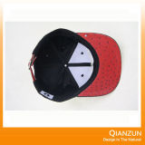 Nuevo bordado 3D 6 sombreros del Snapback del panel
