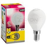 LEIDENE van de LEIDENE Lamp E27 E14 220V SMD5730 van de Bol 5W Bol voor Huis